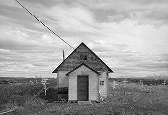Pilot Point, Alaska - St. Nicholas Russian Orthodox Church
