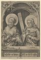 St. Peter and St. Andrew, from The Apostles MET DP841616.jpg