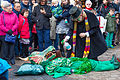 St Albans Mummers production of St George and the Dragon, Boxing Day 2015-11.jpg