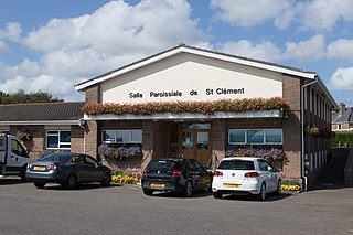 Saint Clement, Jersey Jersey parish