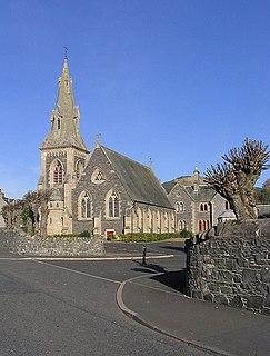 Innerleithen Human settlement in Scotland
