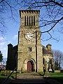 St John's Church, Pendlebury, Tower - geograph.org.uk - 681190.jpg