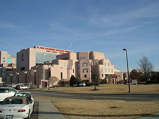 St. Jude Childrens Research Hospital Hospital in Tennessee, United States