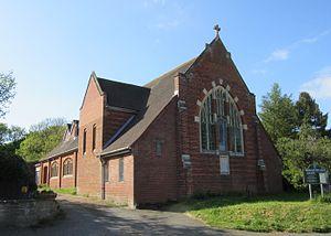 Percy Stone - St Mark's Church, Wootton (1909)