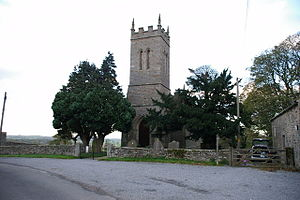 Brignall - Image: St Mary's Church, Brignall