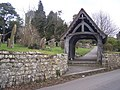 St Mary's Church Lych gate - geograph.org.uk - 1181000.jpg