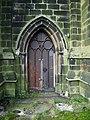 St Paul's Church, Denholme, Doorway - geograph.org.uk - 1027737.jpg