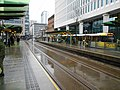 St Peter's Square tram stop, Feb 18 (2).jpg