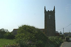 St Sennen's church, Sennen - geograph.org.uk - 169354.jpg