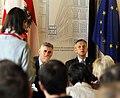 Staatssekretär Lopatka – Entwicklungspolitischer Jour Fixe (8579402267).jpg