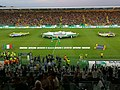 Stadio Benito Stirpe Frosinone Palermo 2-0 playoff final inizio gara tribuna est.jpg