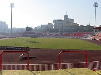 Serbian SuperLiga - Image: Stadion Karađorđe panoramio (1)