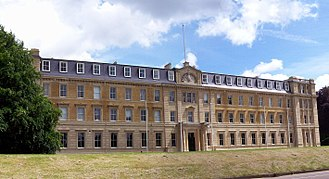 Staff College, Camberley - Image: Staff College, Camberley
