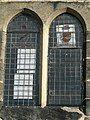 Stained glass window, Abbey House Museum - geograph.org.uk - 266112.jpg