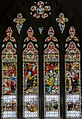 Stained glass window, Worcester Cathedral (20625708816).jpg