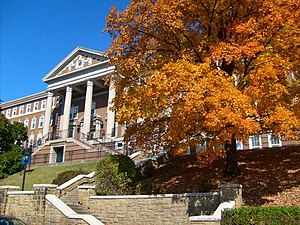 West Virginia University Wikipedia