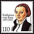 Stamp Germany 1999 MiNr2029 Katharina von Bora.jpg