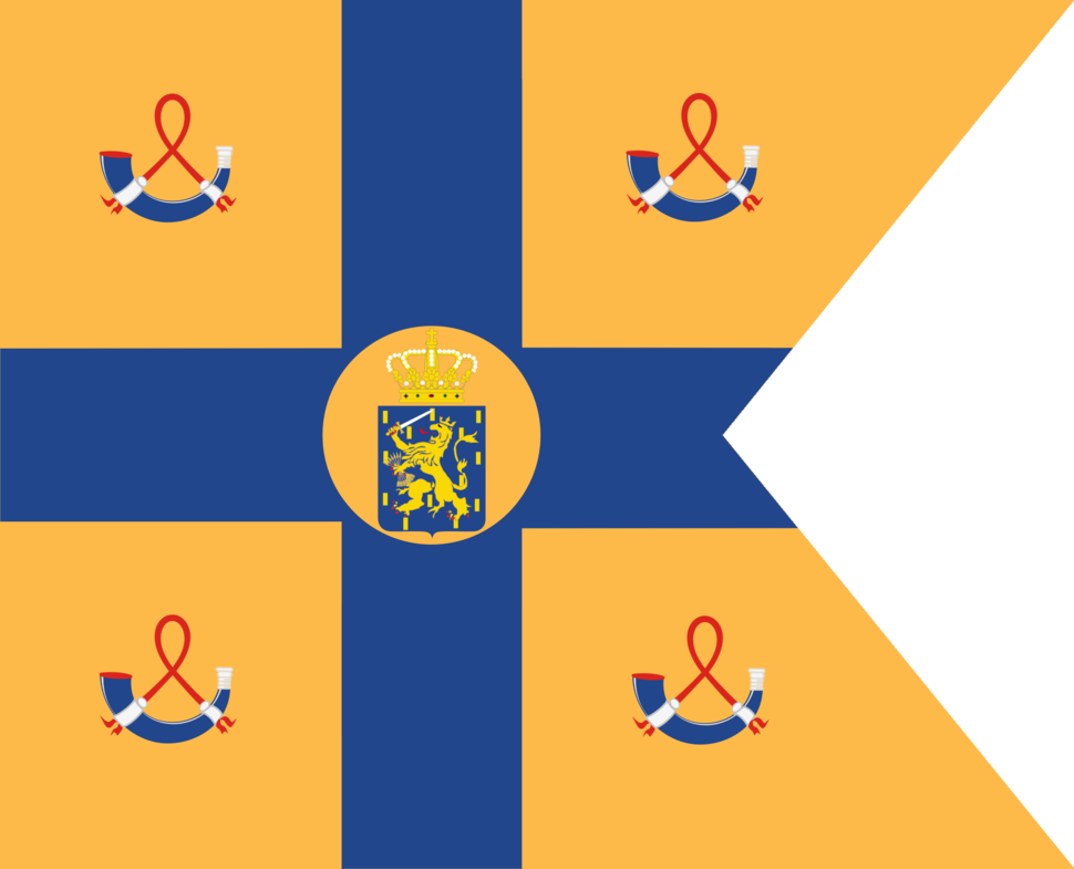 Standard of Queen Mother Emma of the Netherlands