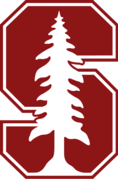 Stanford Cardinal men's basketball athletic logo