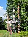 Stanley Park totem poles, Vancouver (2013) - 2.JPG