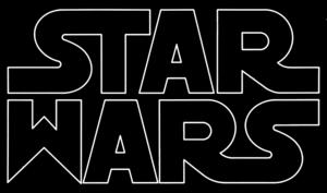Suzy Rice - Suzy Rice's original Star Wars logo