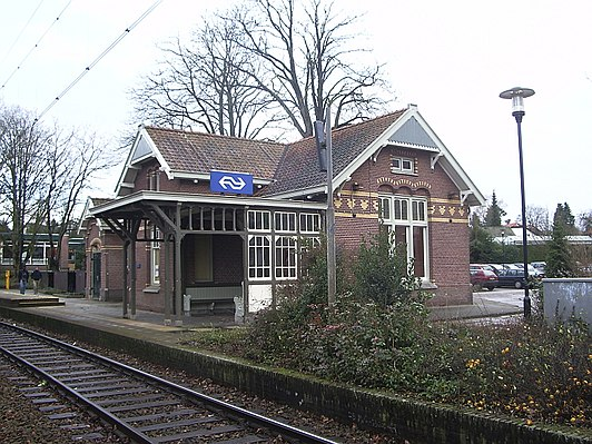 Soestdijk railway station
