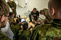 Stayin' Alive, US, Estonian medics practice lifesaving techniques 141113-A-UQ901-007.jpg