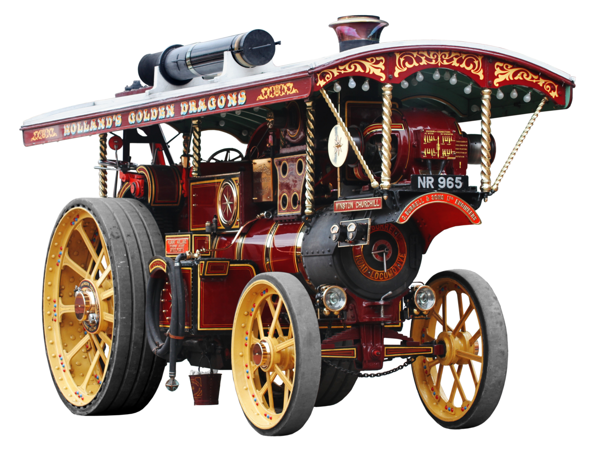 History of steam road vehicles - Wikipedia