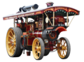 Steam powered road-locomotive from England.png