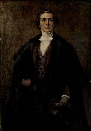 James Steerforth - James Steerforth. Art by Frank Reynolds.