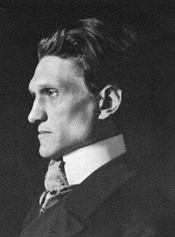 Stefan George 1910 Foto Jacob Hilsdorf