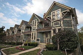 Columbia-Tusculum, Cincinnati - Stephen Decker Rowhouse
