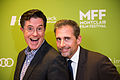 Stephen Colbert and Steve Carell MFF 2014.jpg