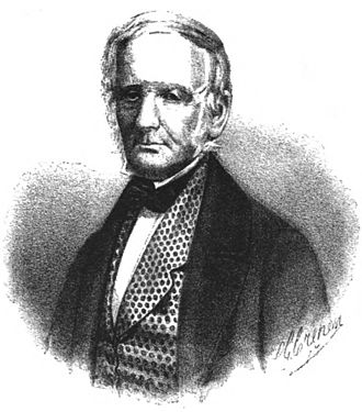 Benjamin Loder - Stephen Whitney, present at the 1845 meeting.
