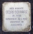 Stolperstein Helmstedter Str 19 (Wilmd) Georg Schwarz.jpg
