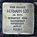 Stolperstein Hermann Löb (Griedeler Str.9 Butzbach).jpg
