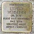 Stolperstein Leopold Wertheimer Kehl.jpg