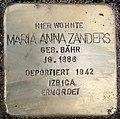 Stolperstein Maria Anna Zanders.jpg