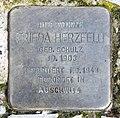 Stolperstein Schwerinstr 19 (Schön) Frieda Herzfeld.jpg