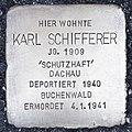 Stolperstein für Karl Schifferer (Hallein).jpg