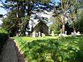 Stonton Wyville churchyard - geograph.org.uk - 406654.jpg