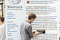 Straßenaktion gegen die Einführung eines europäischen Leistungsschutzrechts für Presseverleger 60.jpg