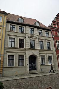 Stralsund, Fährstraße 7 (2012-03-11), by Klugschnacker in Wikipedia.jpg