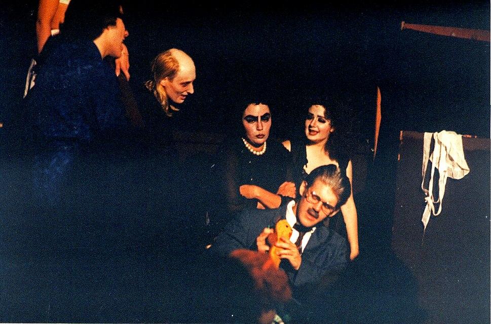 Strand Theater Rocky Horror