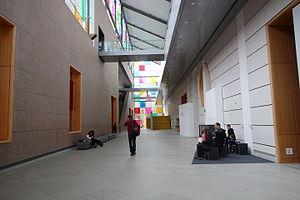 Strasbourg Museum of Modern and Contemporary Art - Image: Strasbourg 18