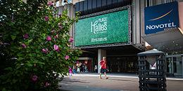Centre commercial place des halles wikip dia - Centre commercial rivetoile strasbourg ...