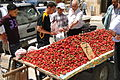 Strawberry Vendor and Customers - Tangier - Morocco.jpg
