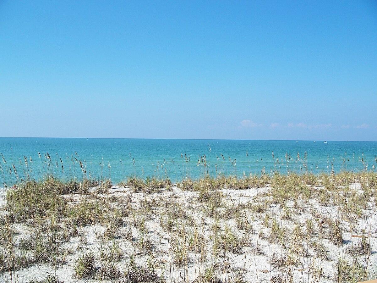 Stump Pass Beach Englewood Florida