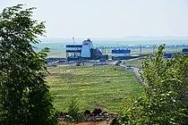 Stvol Yuzhnyy Oktyabrskogo rudnika AO Buribaevsky GOK.jpg
