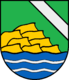 Coat of arms of Süderlügum Sønder Løgum